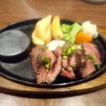 22061391 - ポン酢ステーキ
