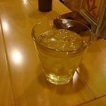 中国ラーメン揚州商人 - お茶