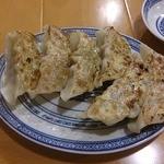 中国ラーメン揚州商人 - 餃子