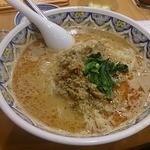 中国ラーメン揚州商人 - 担々麺