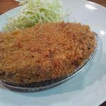 臼屋食堂 - メンチカツ630円