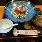 和風レストラン 田中すし - 第六天魔王(清州ワングランプリーの出展料理)