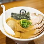 RAMEN GOTTSU - チャーシュー+味付玉子