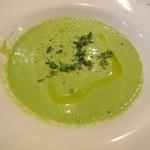 フィオット - 1.グリンピースのスープ