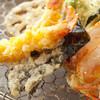 宮川町 喜久屋 - 料理写真:揚げたてあつあつの天麩羅