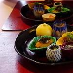 日本料理 桜梅桃李 - 先付