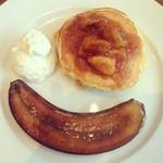 パークサイド タブレス - キャラメリぜバナナパンケーキ