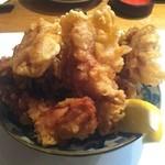 和鮮食場 一心 - ジューシー鶏から(小)
