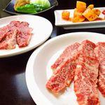 焼肉食堂 JUICY - 黒毛和牛ハラミ、バラ