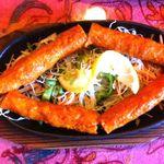 タージマハル エベレスト - 料理
