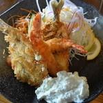 平野鮮魚 - ミックスフライ単品