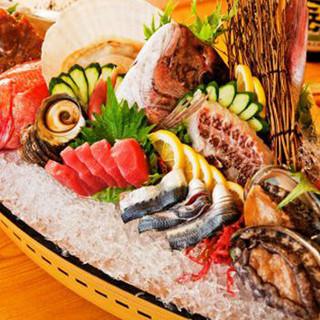 ≪和歌山漁港直送!!≫季節毎に応じて和歌山漁港より仕入れております。是非、ご賞味ください。