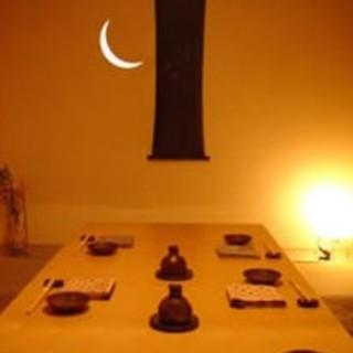 接待や会食にも最適な完全個室をご用意しております。