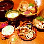 露瑚 - 「女子会・レディースコース」10品に1ドリンク付きで4800円!