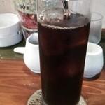 22076546 - 食後のアイスコーヒー♪