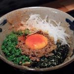 まぜ麺マホロバ - まぜ麺