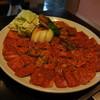 和牛・ホルモン専門店慶寿園 - 料理写真:3人で行ったときに注文したセット