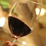 トラットリア ズッカ - 赤ワイン〜♬