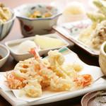 天ぷら ひさご - お昼のおもてなしコース