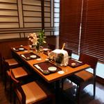 天ぷら ひさご - お顔合わせや記念日等のお祝いのお席に最適の完全個室