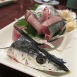 しんぽ - 秋刀魚