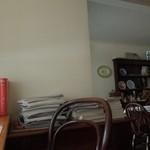 cafe ロス・オン・ワイ - 店内の雰囲気