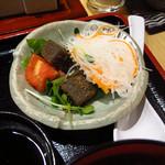 御堂筋よし田 - 【ランチ】  海鮮丼 \800