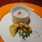 中国料理 XVIN - タピオカ & 揚げバナナ