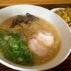 天々飯店 - 料理写真:「炒飯セット」(850円)。ラーメンとミニチャーハンのセットです。