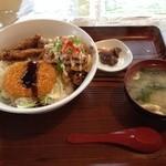 レストランミハマ - 男丼A