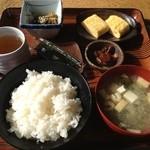レストランミハマ - 朝定食¥500