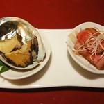 中国料理 XVIN - 活あわび&和牛のローストビーフ