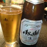 ふぐ泉 - 瓶ビール