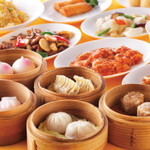 中国料理 万里 - 料理写真:【通年】土日祝限定◇飲茶ランチバイキング