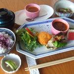 貴匠桜 MATTAKU - 手作りにこだわり、旬の物を少しずつ色々とお楽しみいただけるよう考えております