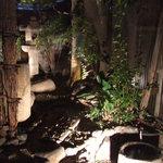 貴匠桜 MATTAKU - 京都ならではの坪庭も【特別室からご覧いただけます】
