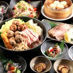 札幌ぶたやO38 - 厳選黒豚コース☆食べ飲み放題付コースもあり♪