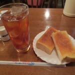 喫茶 佛蘭弗 - モーニングセット 400円