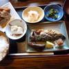 酒処きみ - 料理写真:塩サバ焼定食¥500