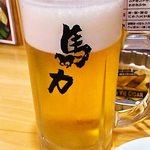馬力 - (2013.10)ビールはアサヒ