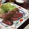 天翔丸 - 料理写真:牛肉♪ 2013.oct