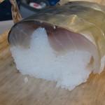 22095035 - 鯖の厚いところUP H25.09