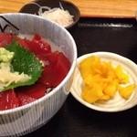 小石川 かとう - まぐろ漬け丼