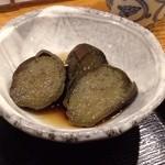 小石川 かとう - なすの煮びたし(ランチ)