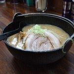 みそまる麺次郎 - 麺次郎、玄味噌ラーメン