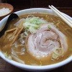 みそまる麺次郎 - 麺次郎、八丁味噌ラーメン