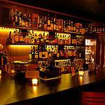 バー インセンス - ウイスキー以外のお酒も美味しかったです。