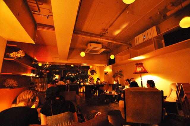 ザリガニカフェ , 店内の雰囲気