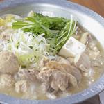 酒と和惣菜 らしく - 博多風本格水炊き