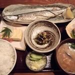 Kamiyaryuuhakatadoujou - 秋定食
